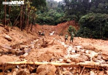 Danh tính 13 cán bộ, chiến sĩ hy sinh khi cứu nạn ở thuỷ điện Rào Trăng 3