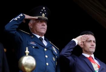 Cựu Bộ trưởng Quốc phòng Mexico bị bắt ở Mỹ
