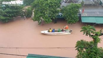 Hà Tĩnh phát lệnh sơ tán gần 15.000 hộ dân, tính tới phương án xấu nhất