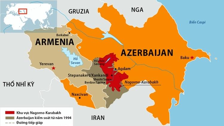 putin gan 5000 nguoi chet trong xung dot armenia azerbaijan