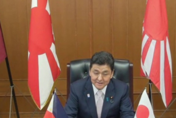 Nhật Bản, Philippines nhấn mạnh tầm quan trọng của tự do hàng hải ở Biển Đông