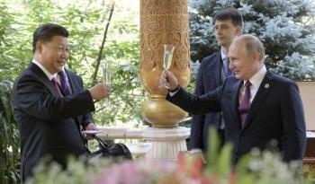 Liệu sẽ có liên minh quân sự Nga - Trung Quốc?