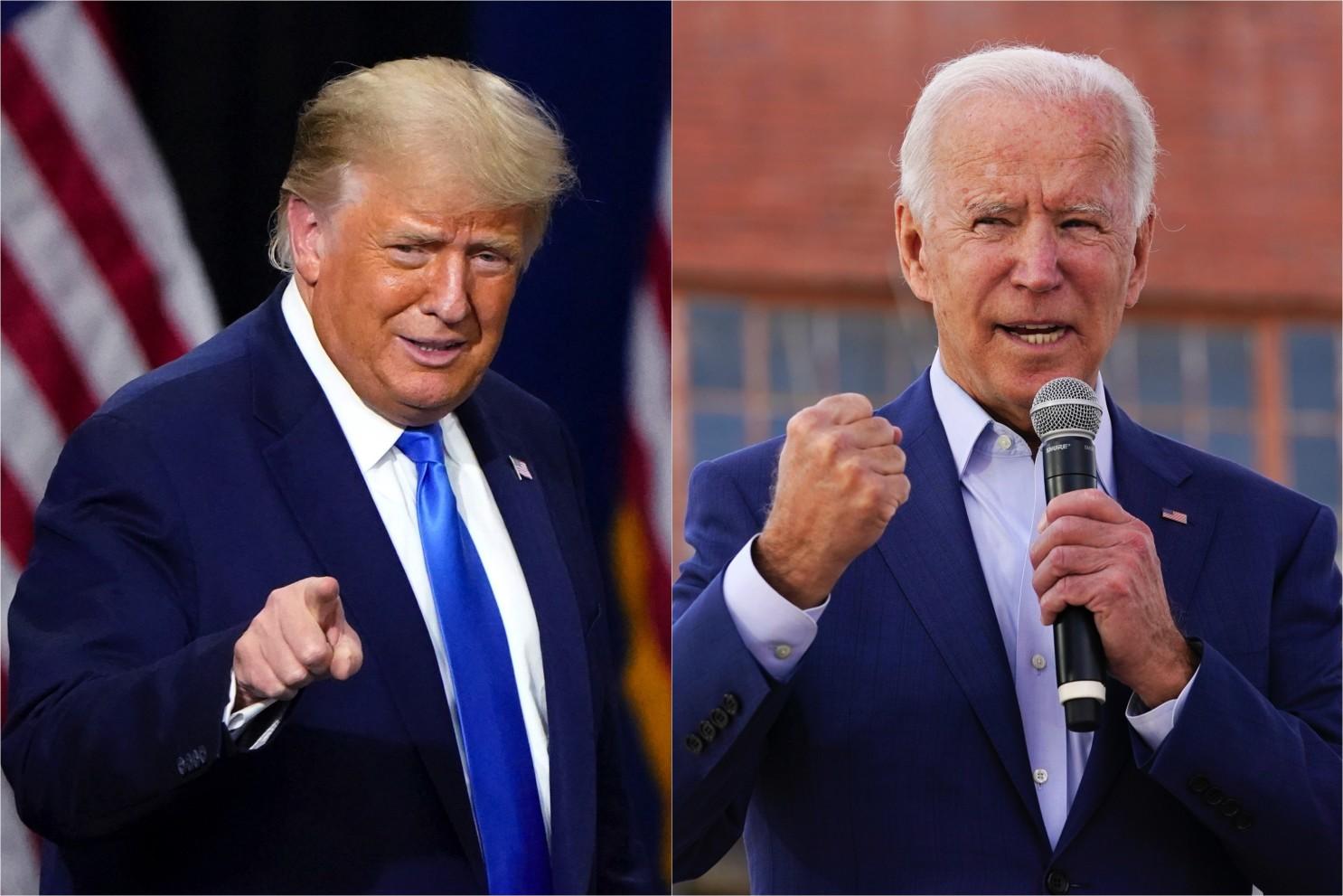 Bầu cử Tổng thống 2020: Bất chấp kết quả thăm dò, ông Trump được dự đoán sẽ 'thắng lớn' - Ảnh 1