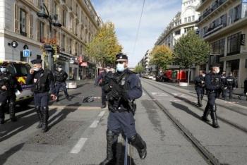 Pháp: Tấn công bằng dao ở Nice, 3 người chết, nhiều người bị thương