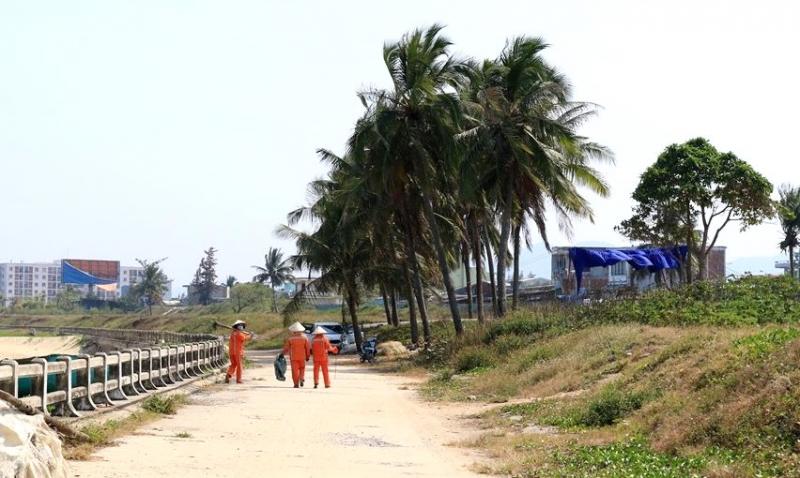 Gần 26 tỷ đồng xây tuyến kè chống sạt lở Nam Ô – Đà Nẵng trước mùa mưa bão