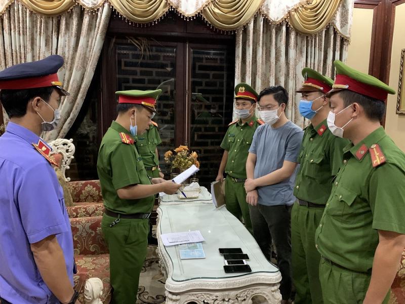 Khởi tố, bắt giam Chủ tịch và Giám đốc Tập đoàn Khải Tín