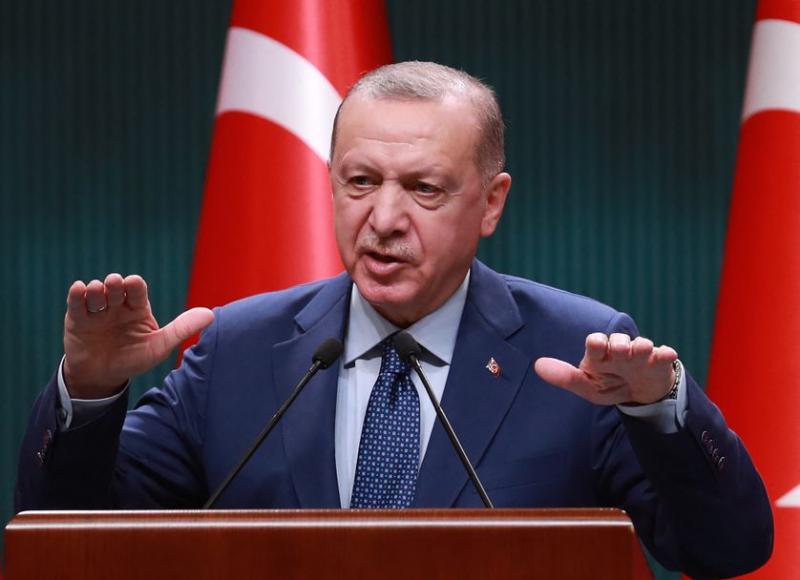Tổng thống Thổ Nhĩ Kỳ doạ trục xuất đại sứ Mỹ, Đức, Pháp