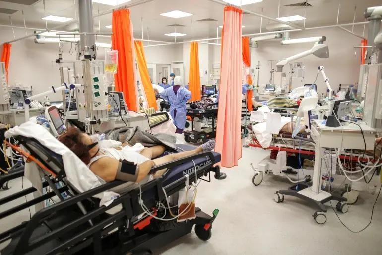 Tiêm chủng chậm chạp, tỷ lệ tử vong ở Đông Âu cao không ngờ