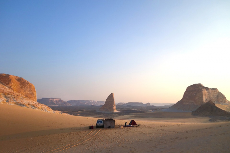Ai Cập phát hiện ba mỏ vàng đen với sản lượng hàng chục triệu thùng