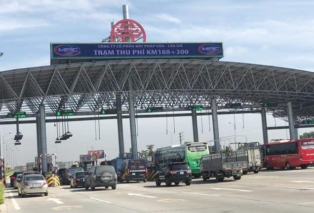 Hà Nội dự kiến lập 87 trạm thu phí ô tô vào nội đô để giảm ùn tắc