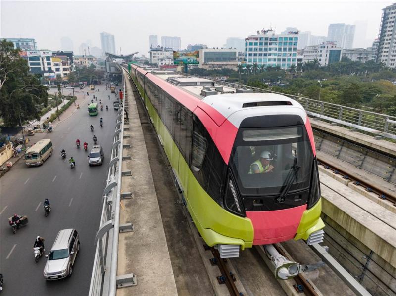 Nhà thầu Dự án đường sắt đô thị Nhổn - Ga Hà Nội dừng thi công, đòi bồi thường 114,7 triệu USD
