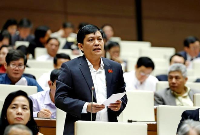 Ông Phạm Phú Quốc vắng mặt khi Quốc hội làm quy trình bãi nhiệm - 1