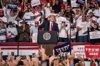 Donald Trump: Từ vị Tổng thống