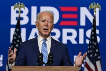 Biden kêu gọi nước Mỹ đoàn kết hậu bầu cử