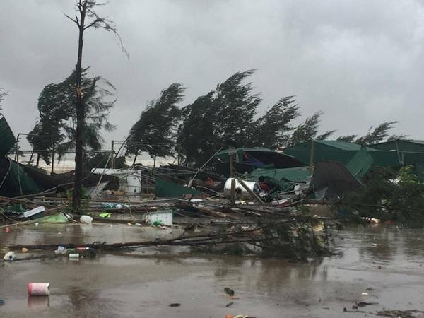 Chủ động ứng phó khẩn cấp với áp thấp nhiệt đới có thể mạnh lên thành bão - Ảnh 1