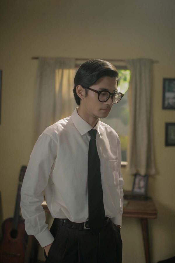 Diễn viên đảm nhận vai Trịnh Công Sơn khiến em gái cố nhạc sĩ bật khóc - Ảnh 3