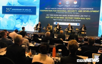 Hội thảo quốc tế về Biển Đông lần thứ 12 có gì đặc biệt?
