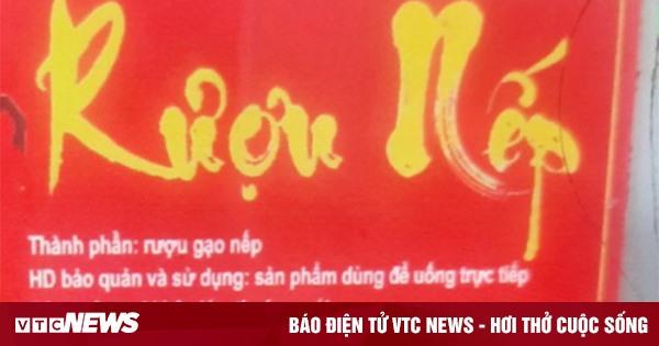 Bộ Công Thương yêu cầu thu hồi ngay sản phẩm Rượu nếp, Hầm Rượu Việt