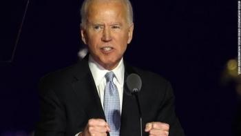 Biden: Mỹ cần hợp lực với các nước khác tạo mặt trận đối trọng với Trung Quốc