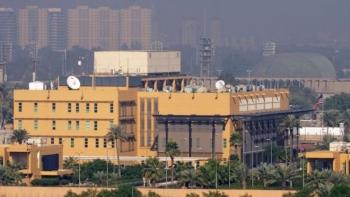 Đại sứ quán Mỹ tại thủ đô Iraq bị tên lửa tấn công