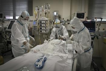 Ca tử vong do Covid-19 ở Mỹ cao nhất trong 6 tháng