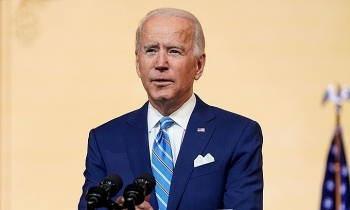 Biden sẽ yêu cầu dân Mỹ đeo khẩu trang