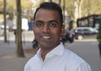Thầy giáo Ấn Độ đạt giải giáo viên toàn cầu