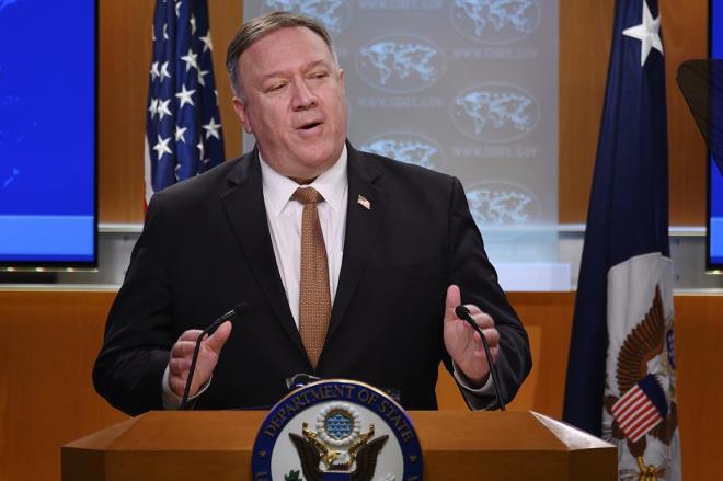 Mỹ giáng đòn trừng phạt đối với các quan chức Trung Quốc