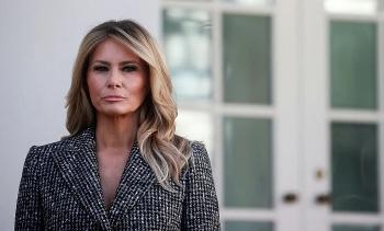 Melania hứng chỉ trích vì khai trương sân tennis trong Nhà Trắng
