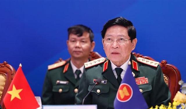 Bộ trưởng Quốc phòng các nước ASEAN ra tuyên bố chung