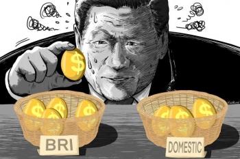 Trung Quốc cắt giảm cho vay nước ngoài,
