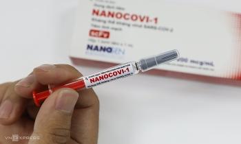 Hơn 100 người đăng ký thử vaccine Nanocovax