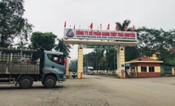 Cổ phiếu Gang thép Thái Nguyên lao dốc sau tin loạt lãnh đạo bị khởi tố