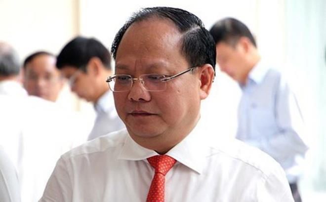 Ông Tất Thành Cang bị đình chỉ chức Phó Trưởng BCĐ công trình lịch sử TP.HCM