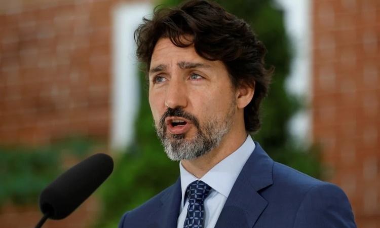 Thủ tướng Canada sẽ tiêm vaccine Covid-19 trước công chúng
