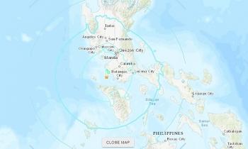 Động đất 6,3 độ ở Philippines trong ngày Giáng sinh