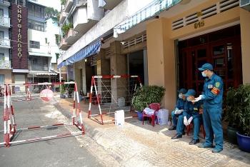72 căn hộ ở Sài Gòn bị phong tỏa
