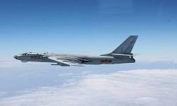 Trung Quốc điều 6 oanh tạc cơ bay giữa 2 đảo của Nhật