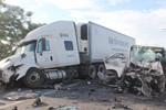 Tai nạn thảm khốc 13 người chết: Nếu cài dây an toàn sẽ hạn chế thương vong