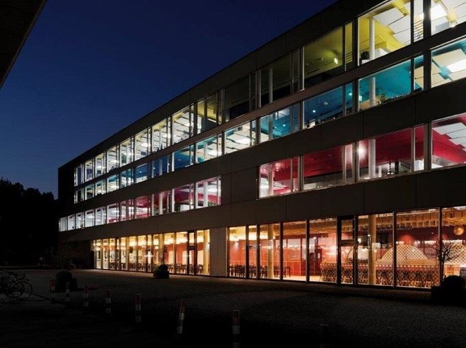 Văn phòng Google - nơi làm việc trong mơ của sinh viên