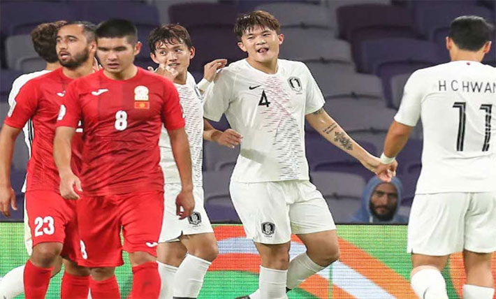 han quoc som vao vong 18 asian cup 2019