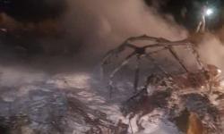 Vận tải cơ rơi, 18 người thiệt mạng