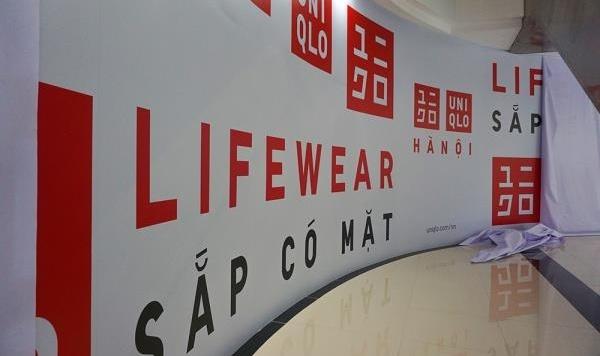 Lộ diện cửa hàng Uniqlo đầu tiên tại Hà Nội, lớn bậc nhất Đông Nam Á