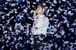 taemin me hoac nguoi ham mo voi man trinh dien dinh cao tai k pop super concert