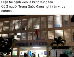 bi trieu tap vi phat tan tin virus corona sai su that