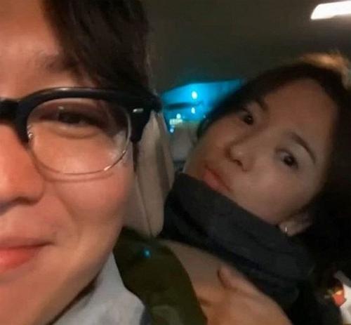 song hye kyo ben ban be