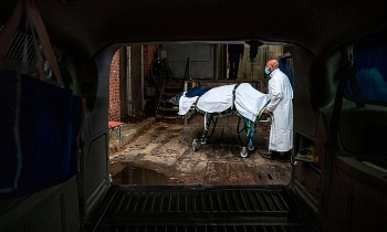 Ca nhiễm nCoV toàn cầu gần 84 triệu, nhiều quốc gia phát hiện chủng siêu lây nhiễm