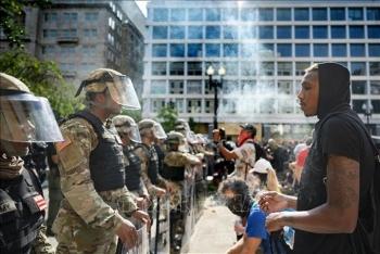 Vệ binh quốc gia Mỹ sẵn sàng bảo vệ lễ nhậm chức của ông Joe Biden