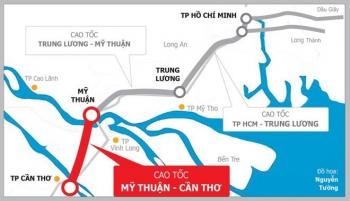Ngày mai, khởi công cao tốc Mỹ Thuận - Cần Thơ