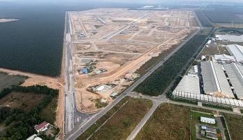 Hai năm tổng lực giải phóng mặt bằng cho sân bay Long Thành